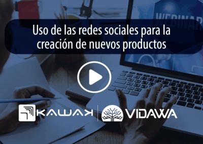 Uso de las redes sociales para la creación de nuevos productos