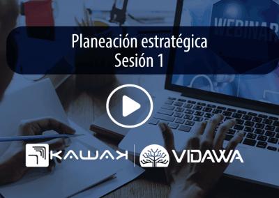 Planeación estratégica sesión 1