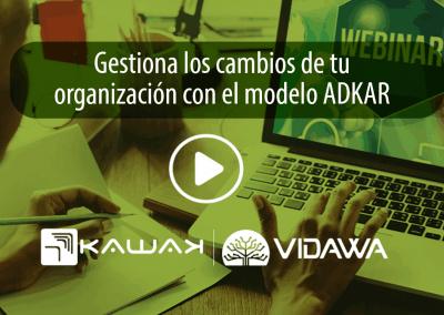 Gestiona los cambios de tu organización con el modelo ADKAR