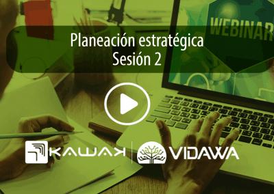 Planeación estratégica sesión 2