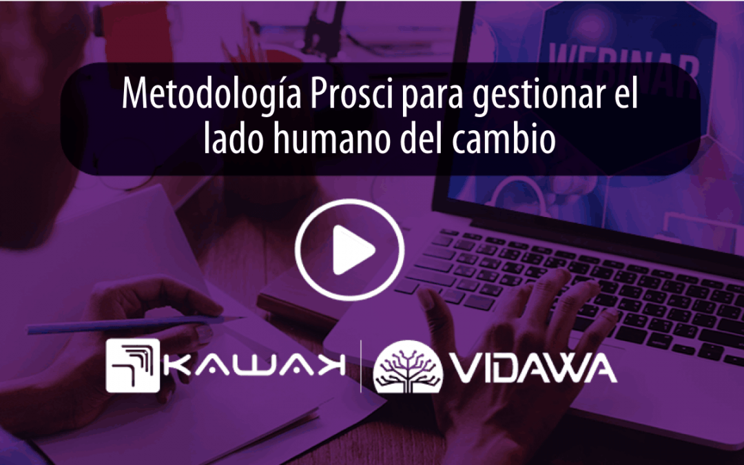 Metodología Prosci para gestionar el lado humano del cambio