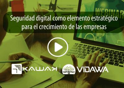 Seguridad digital como elemento estratégico para el crecimiento de las empresas
