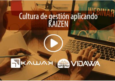 Cultura de gestión aplicando KAIZEN